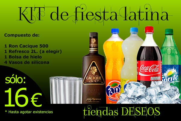 Kit de fiesta latina